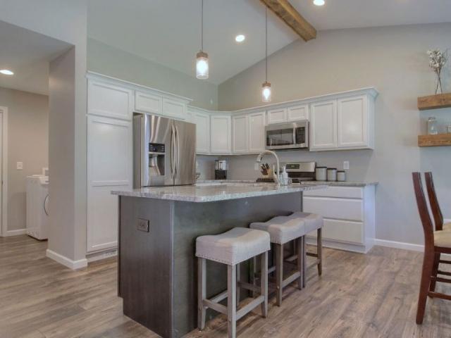 Custom kitchen 2